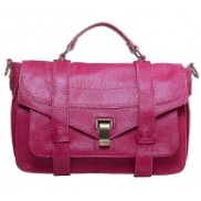 The Most Coveted Bag For Years Leather Hot Pink