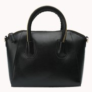 Annette Leather Bag Black