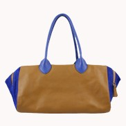 Dianne Leather Bag Beige