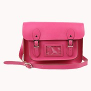 Sissy Cross Body Leather Bag Pink